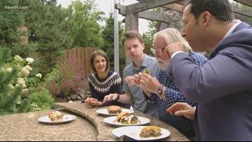 Burger battle between two Twin Cities chefs/restaurants