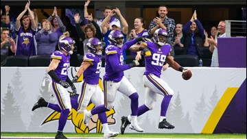 McNiff's Riffs: Forget momentum, Vikes Bye Week is perfect timing