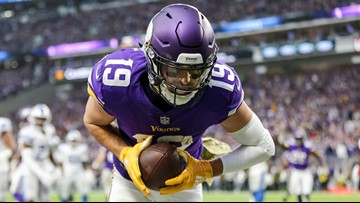 Adam Thielen says his contract is about a lot more than money