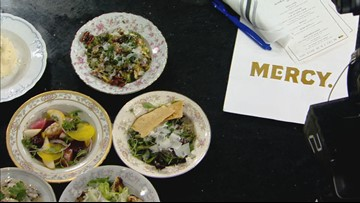 Mercy serves up sumptuous seafood fare
