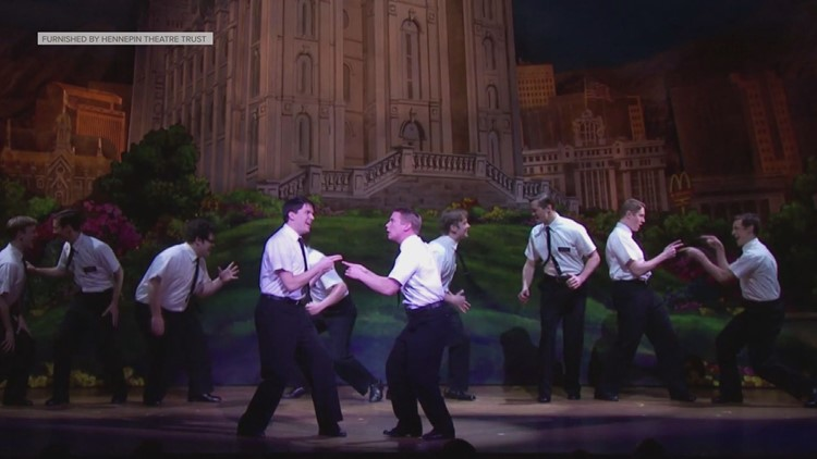 The Book of Mormon returns to Minneapolis