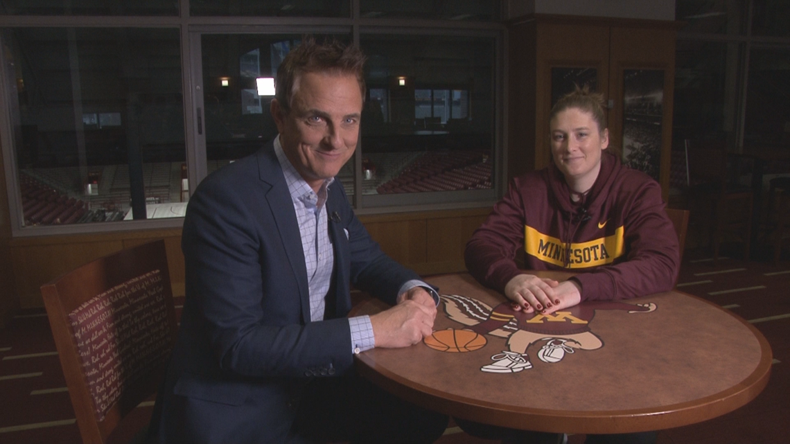 Candid conversation with Lindsay Whalen