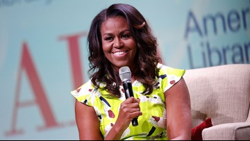 Michelle Obama book tour to stop at Xcel