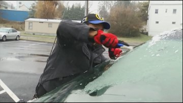 Winter weather hacks for your car
