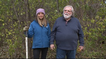 Grow with KARE: Bust that buckthorn!
