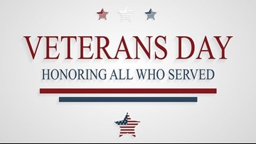 The Why: Veterans Day on Nov. 11