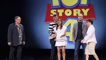 Disney-Pixar unveils the first 'Toy Story 4' teaser trailer, introduces new characters