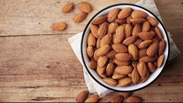 Healthier snacking with nuts