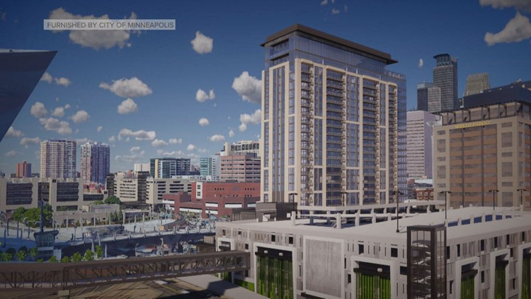 Several downtown towers up for approval Tuesday