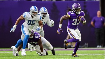 McNiff's Riffs: Vikes hope Cook helps history repeat itself