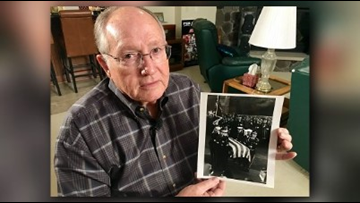Minnesotan who carried JFK's casket reflects on 55th anniversary