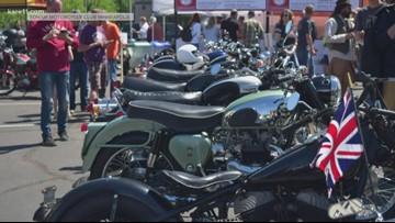 Ton- Up Motorcycle Club fund raiser benefits local teens