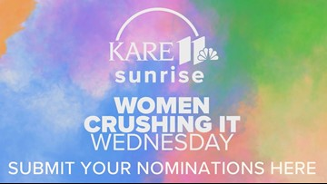 Submit your Women 'Crushing It' Wednesday nominations