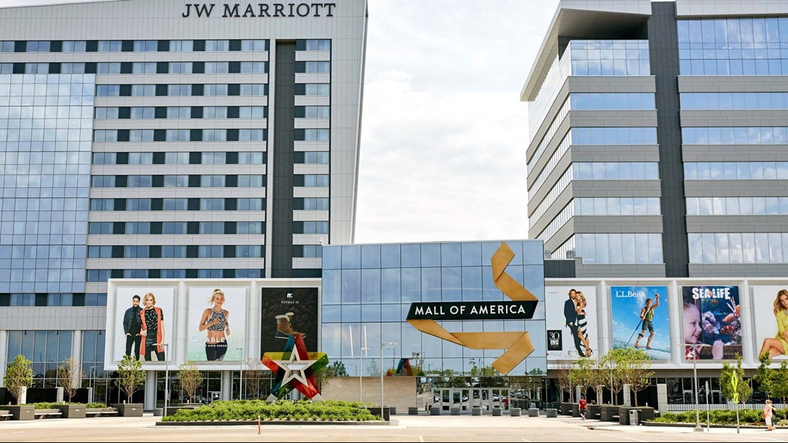 Mall Of America To Close Tuesday Over