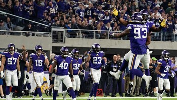 McNiff's Riffs: Vikes cap memorable sports weekend by putting a fork in Packers