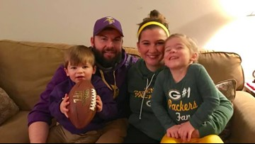 In a 'House Divided,' football is family's common thread