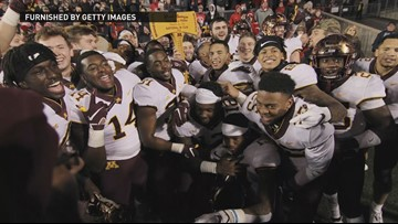 Gophers, Vikings combine for unique rivalry wins