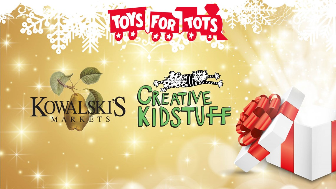 Get A Nickelodeon Universe Mystery Ticket When You Drop Off Toy At Kowalski S Or Creative Kidstuff Kare11 Com