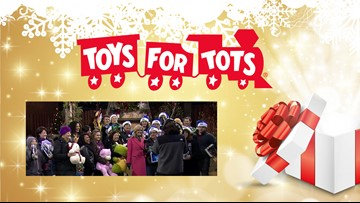 FAQ: Toys for Tots 2018