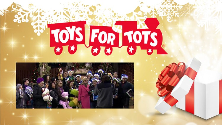 FAQ: Toys for Tots 2019