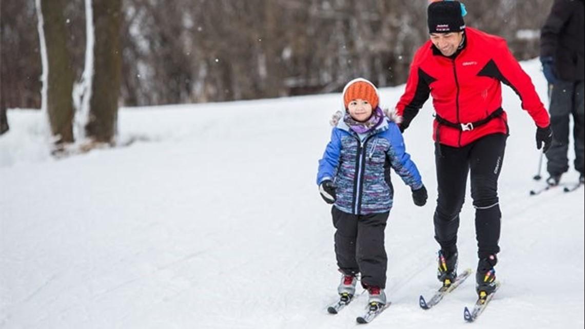 Kick off winter at the Minnesota Nordic Ski Opener