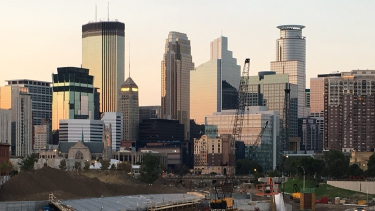 Air quality alert issued for parts of MN