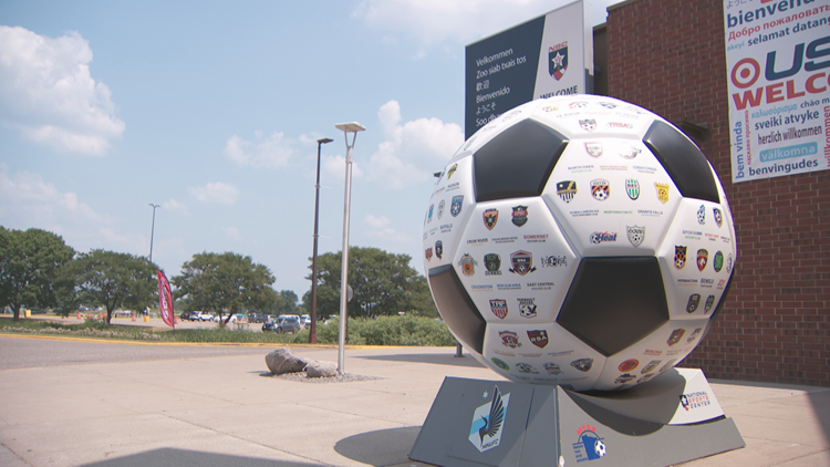 Anchorage soccer teams come to Blaine for USA Cup