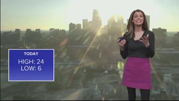Evening forecast 12-7-18