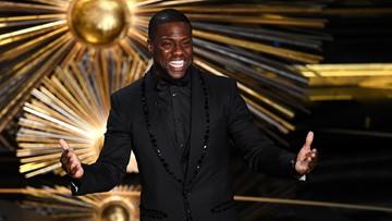 Kevin Hart steps down as Oscars host after backlash