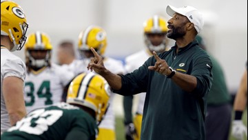 Packers LB coach fired after Rodgers tweet