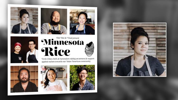 Local Asian chefs, bartenders raise money to fight anti-Asian hate
