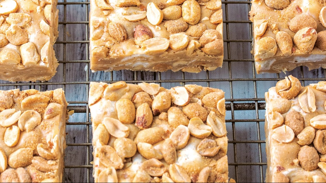 Make Salted Nut Roll Bars and other 'Untraditional Desserts'