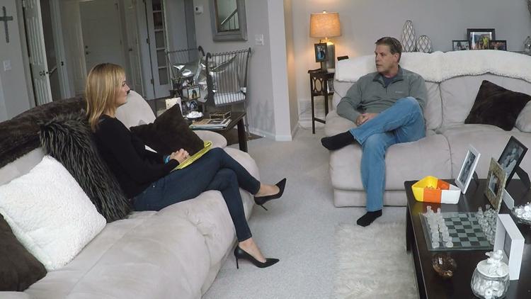 Randy Shaver shares update on 2nd cancer battle