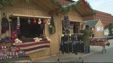 11 holiday markets in the Twin Cities