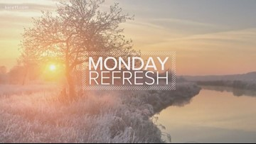 Start your week with the Monday Refresh