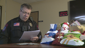 Big Lake Police Dept. pays it forward to community