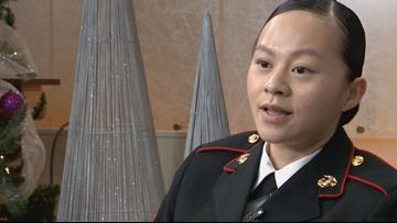 Women 'Crushing It' Wednesday: Marine Pamela Wright