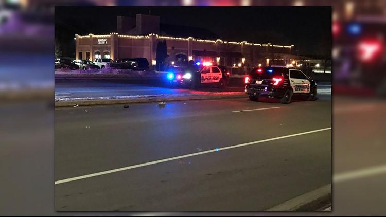 Pedestrian dies days after struck by car