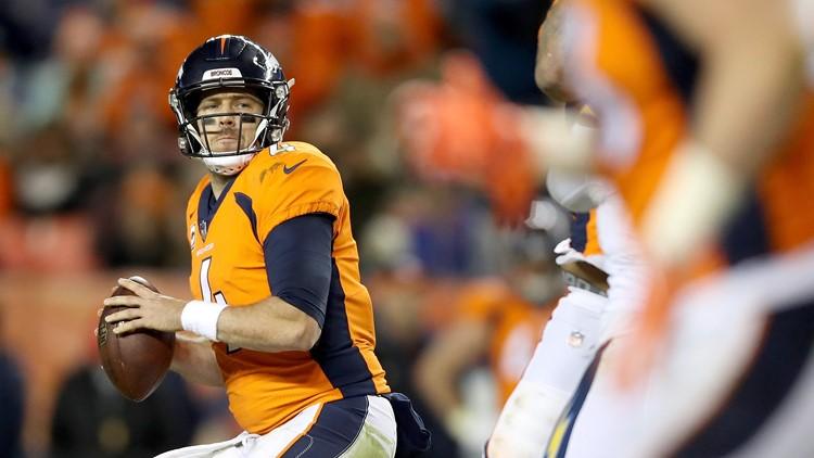 Case Keenum Broncos