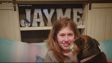 One year since the disappearance of Jayme Closs