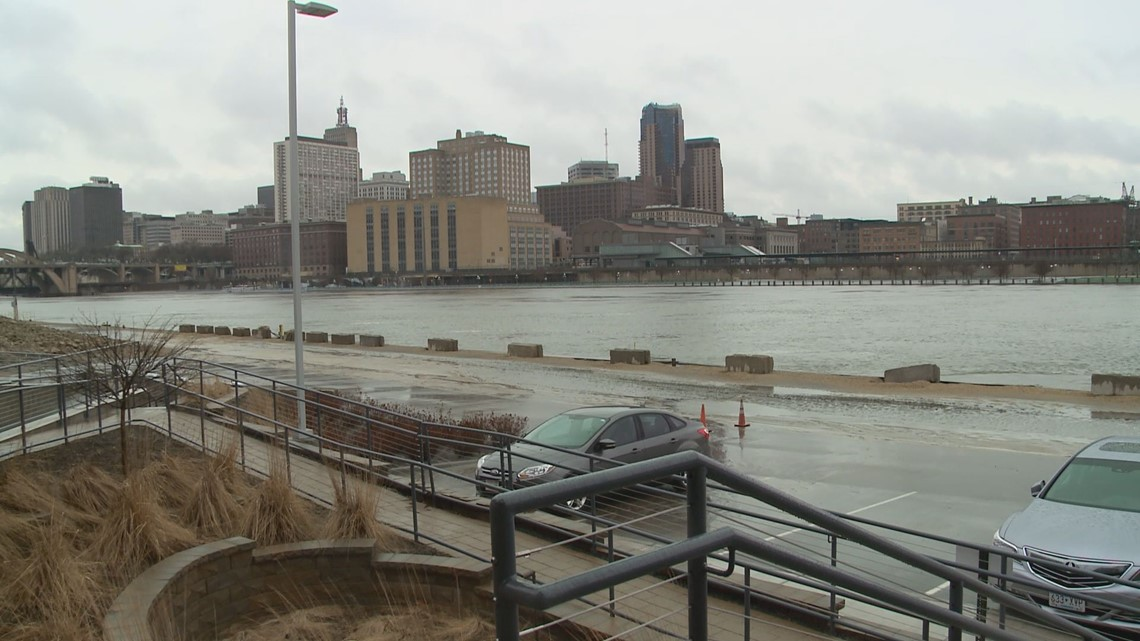 Lingering flooding hurts local businesses and their employees