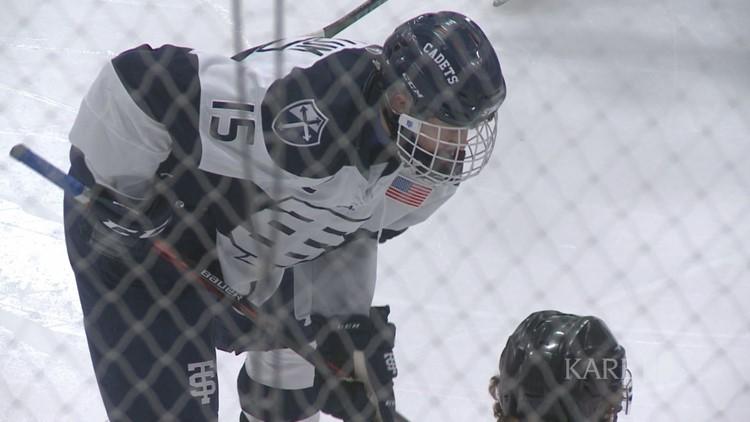STA's Hallum uses speeds to climb NHL draft board