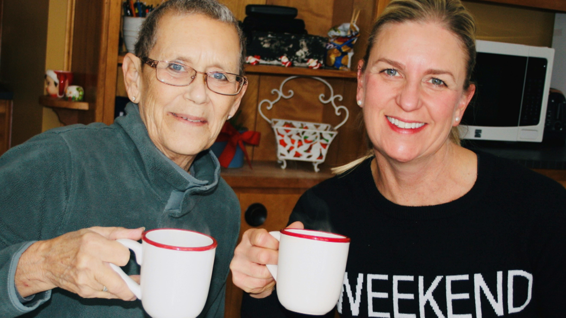 After mom's diagnosis, Minnesota woman creates 'Kathie's Coffee' for pancreatic cancer awareness