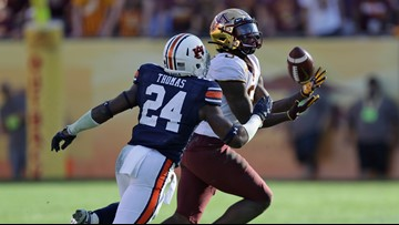 Johnson lifts Gophers to win at Outback Bowl