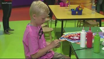Kids get creative during Minnesota Fashion Week