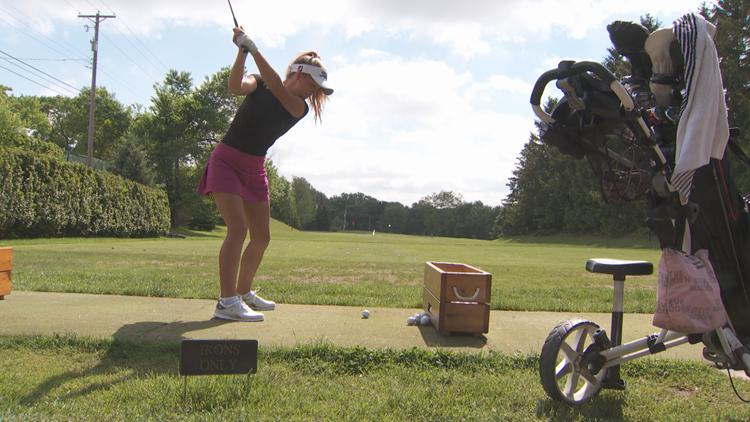 Twin Cities teen to play in this week's U.S. Women's Open