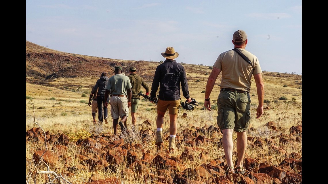 Explore With Sven: Namibian Self-Drive Safari