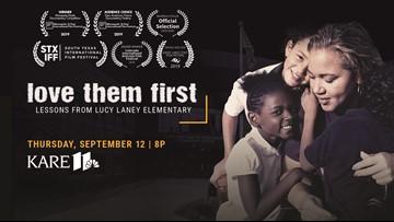 Live Blog: Love Them First broadcast premiere