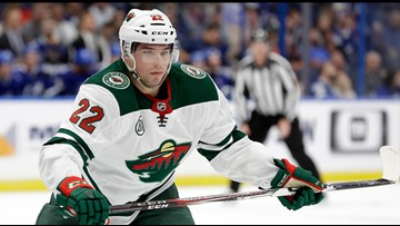 Wild signs F Kevin Fiala to two-year, $6 million deal