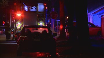 Fire destroys home, displaces 1 in south Mpls.